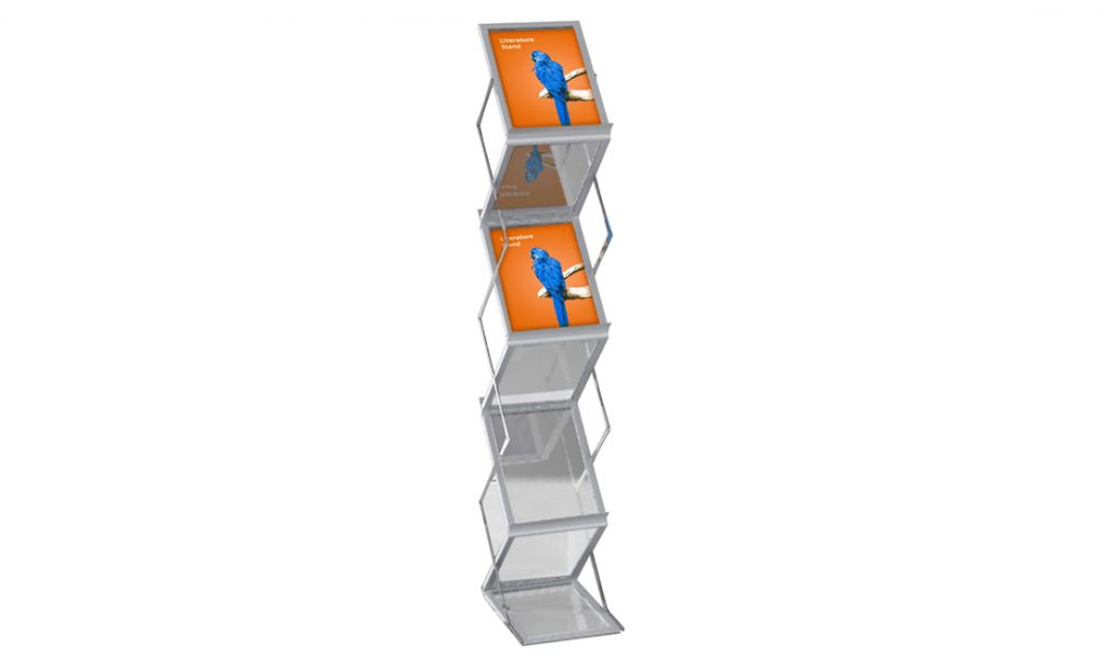 A5 Literature Display Stand